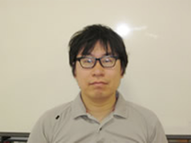 画像:センター長 斎藤 将史